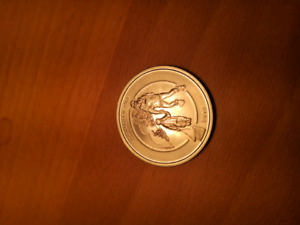 2010 Canadian Tire Dollar (Limited Edition)