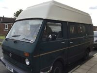 VW LT28 Camper quick sale due to ill health