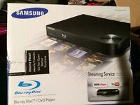 Samsung DVD Blu Ray Player