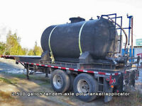 DUST SUPPRESSION Business & Equipment for SALE