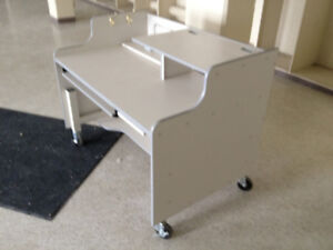 Mobile Work Tables