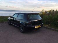 VW Golf Mk4 V6 4 Motion, not Gti, P/X or Swap for Mini Cooper considered