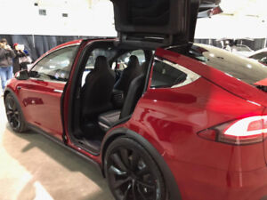2017 Tesla X 100D AWD w/Winter Tires & Rims OBO MUST SELL NOW