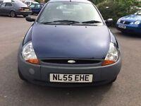 **LONG MOT** - Ford Ka 1.2 3-Door Hatchback 2005