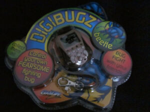 Digibugz - Mantis and Beetle (price reduced)