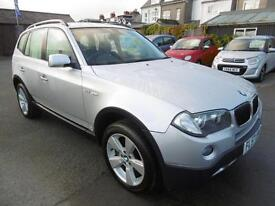 2007 BMW X3 2.0d SE 5dr 5 door Estate
