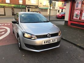 Volkswagen polo 1.2 only done 49,000 £30 road tax