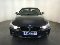 2012 BMW 320D EFFICIENT DYNAMICS DIESEL SALOON SERVICE HISTORY FINANCE PX