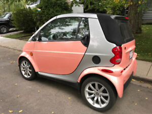 2006 Smart Fortwo Grand Style Cabriolet Coupe (2 door)