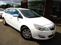 2011 Vauxhall Astra 1.3 CDTi ecoFLEX 16v ES 5dr (start/stop) 1 OWNER EX POLICE