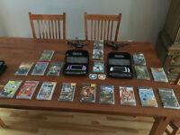 2 Sony PSP Vita et Accessoires Comme Neuve + 19 Jeux et 1 video