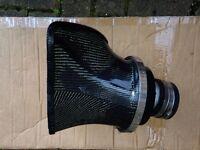 BMW e46 330i / 330ci induction kit air filter carbon fibre