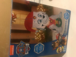 Paw Patrol Marshall Inflatable