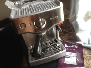 New Cappuccino coffee maker stainless steel was $311 new