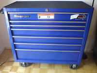 Mechanic - Snap On Tool Box Full Set with Mac Tools