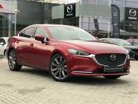 2020 Mazda 6 2.5 GT Sport Nav+ 4dr Auto SALOON Petrol Automatic