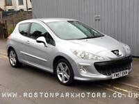 2008 PEUGEOT 308 2.0 HDi Sport 3dr 0 Finance on this car