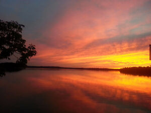 Orillia waterfront on Bass lake - 2 minutes from town