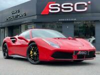 Ferrari 488 3.9T V8 GTB F1 DCT (s/s) 2dr