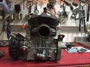 2014 etec skidoo 800 engine (1434km) when removed