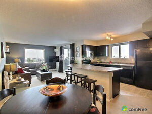 Huge Top Floor Corner unit for sale in Sherwood Park! Strathcona County Edmonton Area image 1