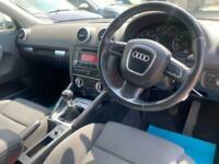 2009 Audi A3 1.9 TDIe Sport Sportback 5dr Hatchback Diesel Manual