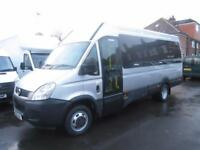12 REG IVECO DAILY IRIS COACH MINIBUS DAILY 50C17 WHEEL CHAIR LIFT ACCESS