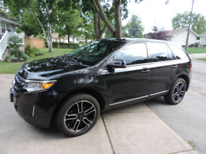 2014 Ford Edge SEL, AWD with sport appearance pkg.