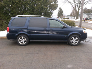 $2700!!!Saftied and e tested!!!  2006 Chevy uplander