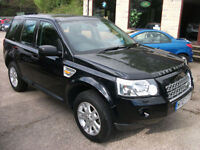 2007 07 Land Rover Freelander 2 2.2Td4 auto 2007MY SE
