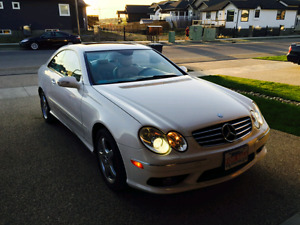 Mercedes Benz CLK500