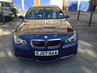 Bmw 318i E90 2007 manual low mileage m sport