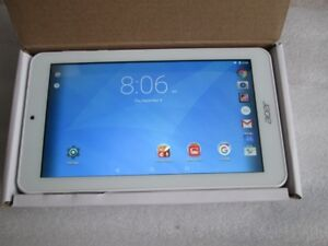 """Used Acer Iconia One 7 B1-770 7.0"""" 16GB Android Tablet"""