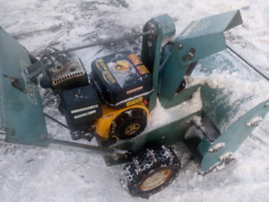 Used Snowblower parts