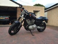 Harley Davidson XR1200, beautiful condition, less than 7k miles