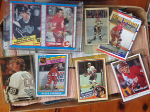 Lot of sports cards w Bobby Orr 2nd year all star London Ontario image 5