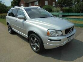 image for 2012 Volvo XC90 2.4 D5 R-Design Geartronic 4WD 5dr SUV Diesel Automatic