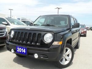 2014 Jeep Patriot NORTH 2.4L 4 CYL