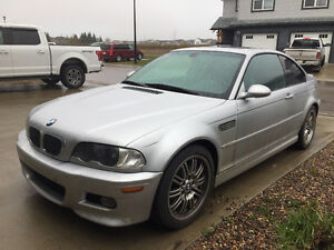 2002 BMW M3 Coupe, manual