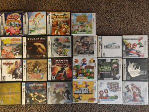 3DS/DS games