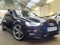 2013 Audi A4 Avant 2.0 TDI Black Edition 5dr