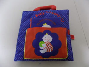 MY BABY GOODNIGHT CLOTH BOOK AND PLAY SET London Ontario image 4