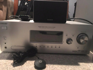 Sony surround sound Home Theater c/w DVD player and Receiver