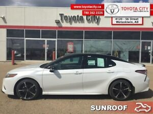 2018 Toyota Camry XSE V6  - Sunroof -  Leather Seats - $226.09 B