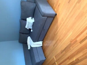 Sofa Bed - Sectional - Ikea 'Friheten'