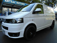 2012 Volkswagen Transporter 2.0TDi ( 102PS ) SWB AIR CON / E /WINDOWS