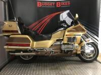 1989 F HONDA GL 1500 1520CC GL 1500