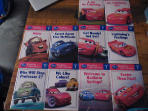 Disney car readers