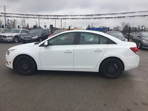 2014 CHEVROLET CRUZE 2LT * LEATHER * REAR CAM * BLUETOOTH * LOW  London Ontario image 3