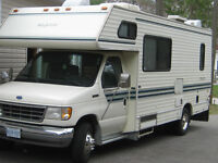 Decent motorhome for sale. Reduced final price before storage